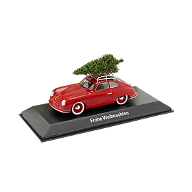 Porsche 356, Limited Christmas Edition, 1:43