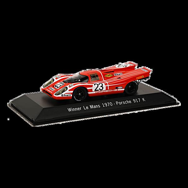 Porsche 917K Team Salzburg N23 Winner 24H Le Mans 1970, 1:43