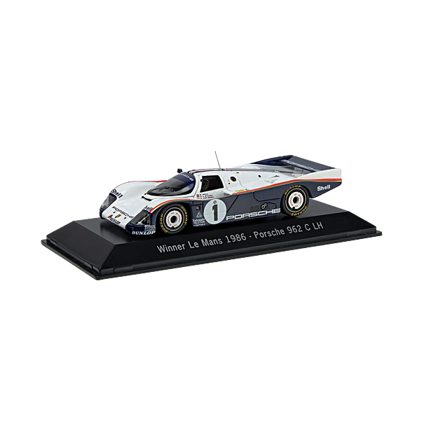 Porsche 962 C LH Winner Le Mans 1986, 1:43