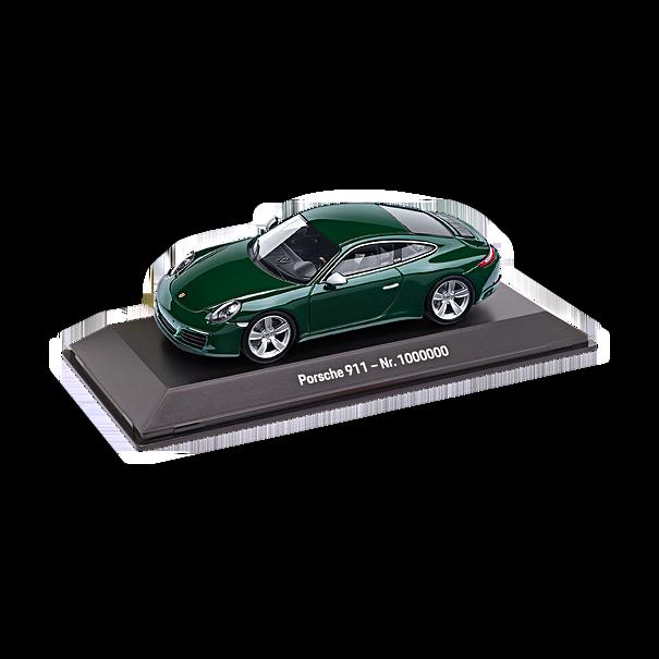 Porsche 911 Carrera S Nr. 1.000.000 (991.2), 1:43