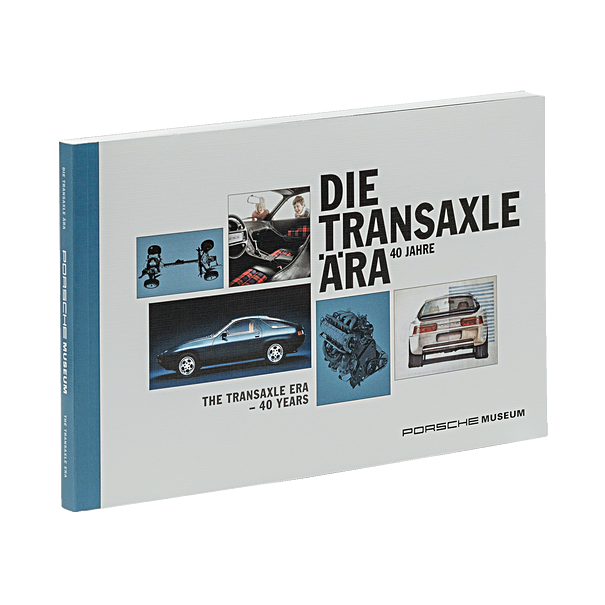 Porsche The Transaxle Era - 40 Years