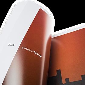 Legendary: The Porsche 919 Hybrid Project, boek