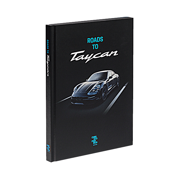 Porsche Roads To Taycan - boek Engelstalig