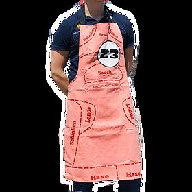 """Porsche Grill/kook schort """"Pink Pig"""""""