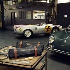 Porsche Classic gereedschapstas - 356 Carrera