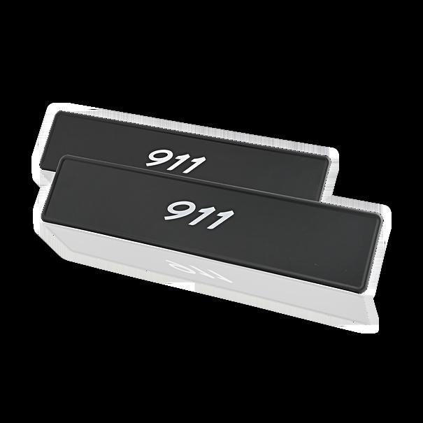 """Porsche Kentekenplaat, """"911"""""""