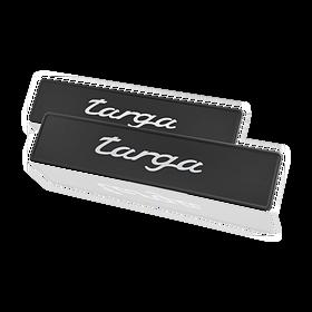 """Porsche Kentekenplaat, """"Targa"""""""