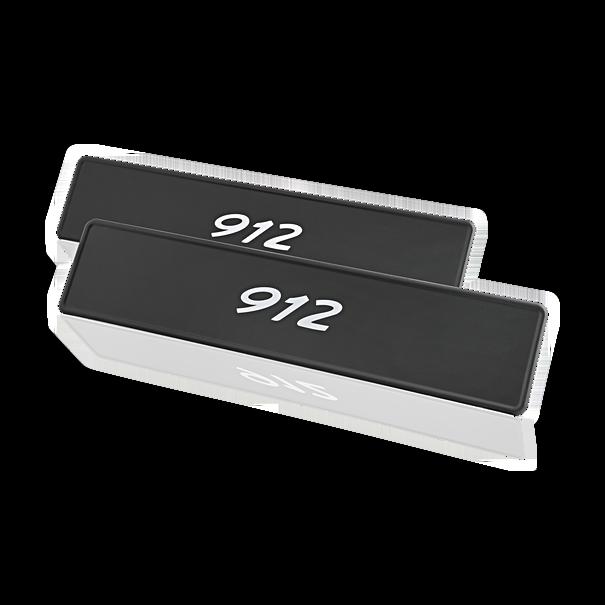 """Porsche Kentekenplaat, """"912"""""""