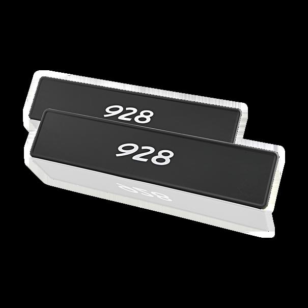 """Porsche Kentekenplaat, """"928"""""""