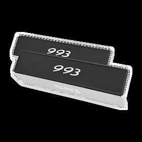 """Porsche Kentekenplaat, """"993"""""""