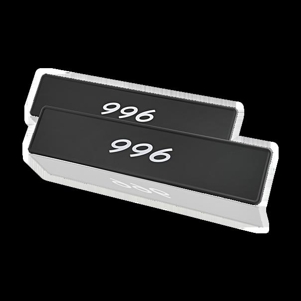 """Porsche Kentekenplaat, """"996"""""""
