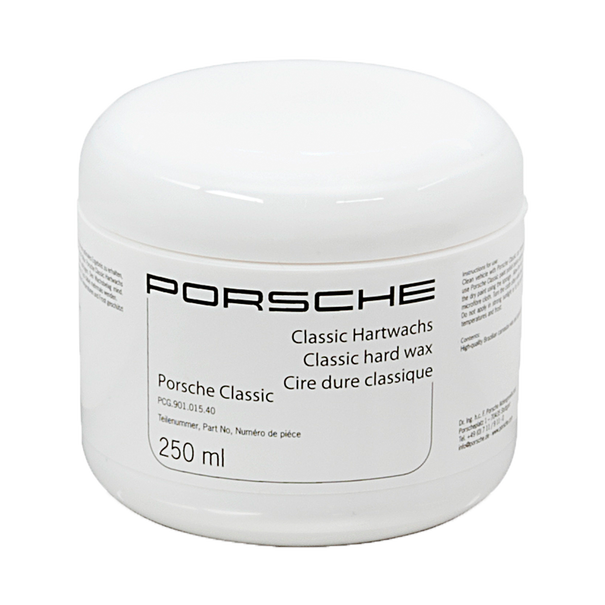 Porsche Classic Care set - Harde was