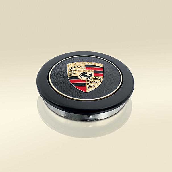 Naafdop Fuchs - Porsche embleem