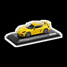 Porsche 718 Cayman GT4 (982), Limited Calendar Edition, 1:43