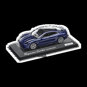 Porsche Taycan Turbo, Limited Calendar Edition 2020, 1:43