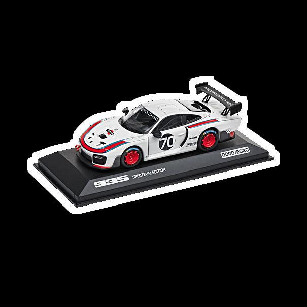 Porsche 935, Limited Calendar Edition, 1:43