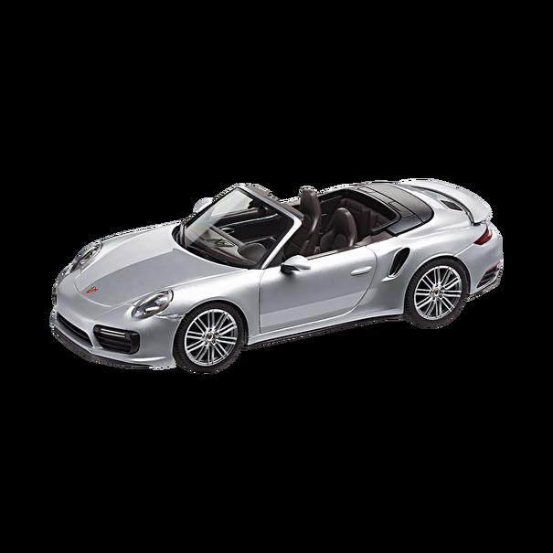Porsche 911 Turbo Cabriolet (991.2), 1:43