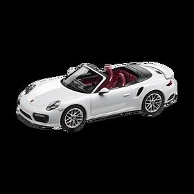 Porsche 911 Turbo S Cabriolet (991.2), 1:43
