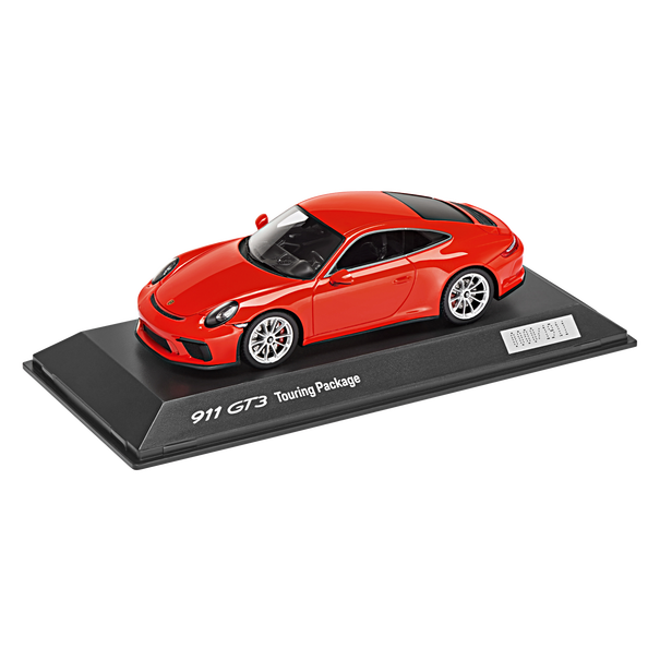 Porsche 911 GT3 Touring Package, 1:43, Limited Edition