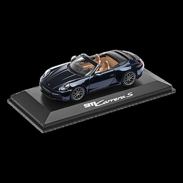 Porsche 911 Carrera 2S Cabriolet (992), 1:18