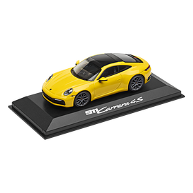 Porsche 911 Carrera 4S Coupé (992), 1:43