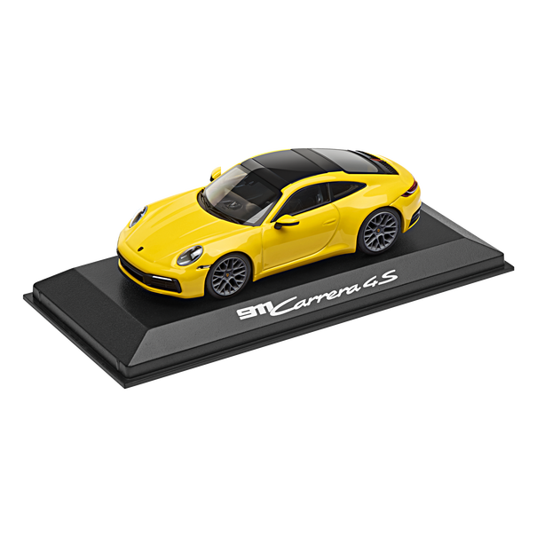 Porsche 911 Carrera 4S Coupé (992), 1:43