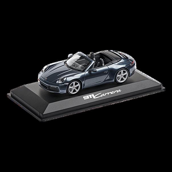Porsche 911 Carrera Cabriolet (992), 1:43