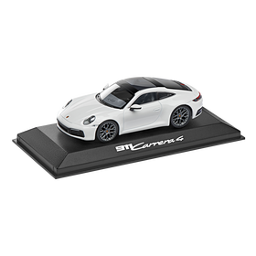 Porsche 911 Carrera 4 Coupé (992), 1:43