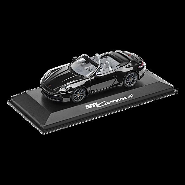 Porsche 911 Carrera 4 Cabriolet (992), 1:43