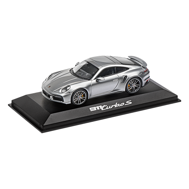 Porsche 911 Turbo S Coupé (992), 1:43