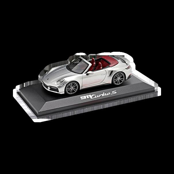 Porsche 911 Turbo S Cabriolet (992), 1:43