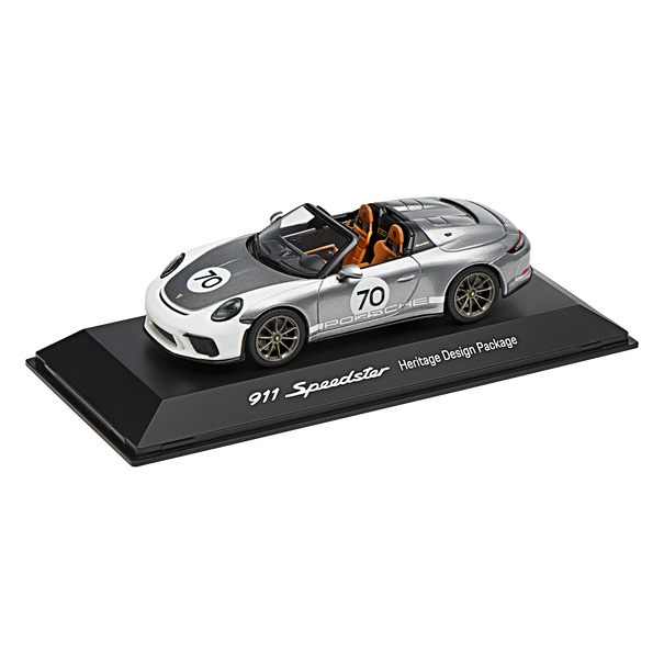 Porsche 911 Speedster Heritage Package (991), 1:43