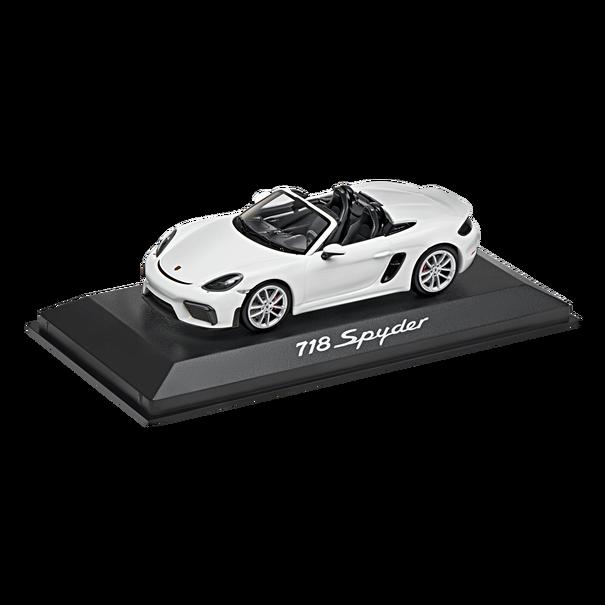 Porsche 718 Boxster Spyder (982), 1:43