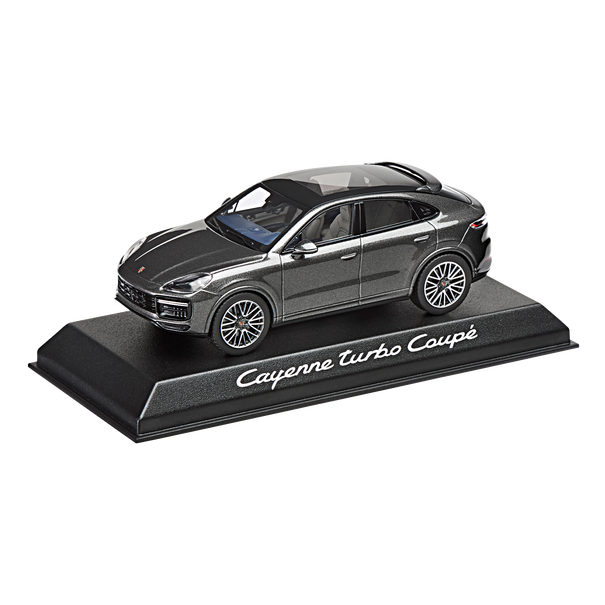 Porsche Cayenne Coupé Turbo (E3), 1:43