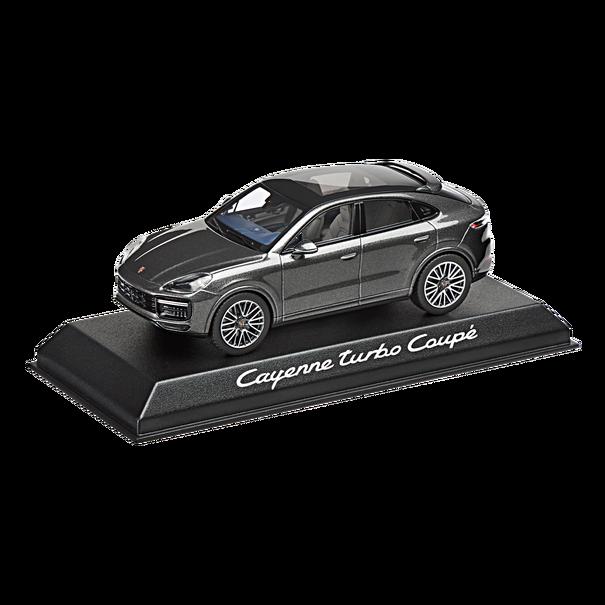 Porsche Cayenne Coupé Turbo (E3), 1:43
