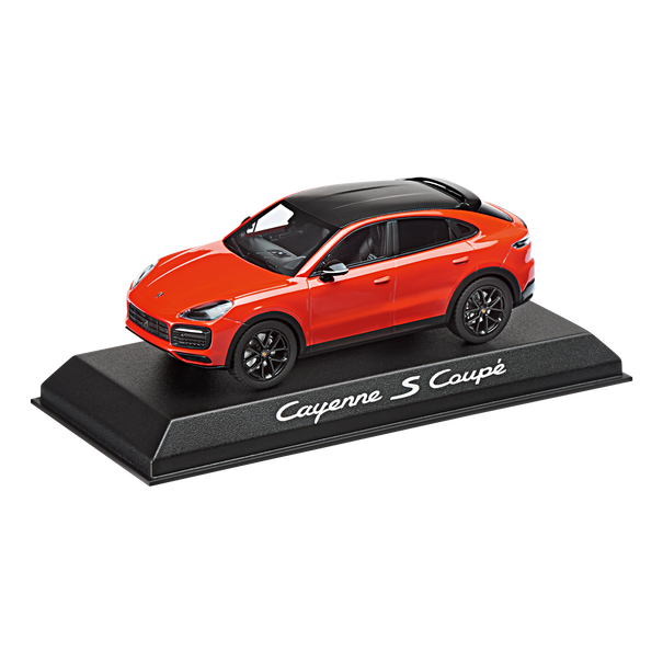 Porsche Cayenne Coupé S Sports Package (E3), 1:43