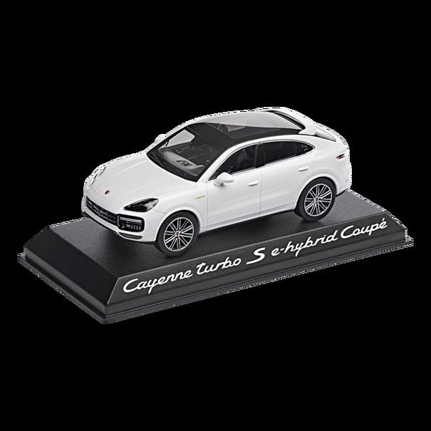 Porsche Cayenne Turbo S E-Hydbrid Coupé (E3), 1:43