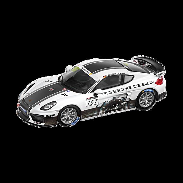 Porsche Cayman GT4 Clubsport N157, 1:43