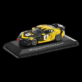 Porsche 718 Cayman GT4 Clubsport (982), 1:43