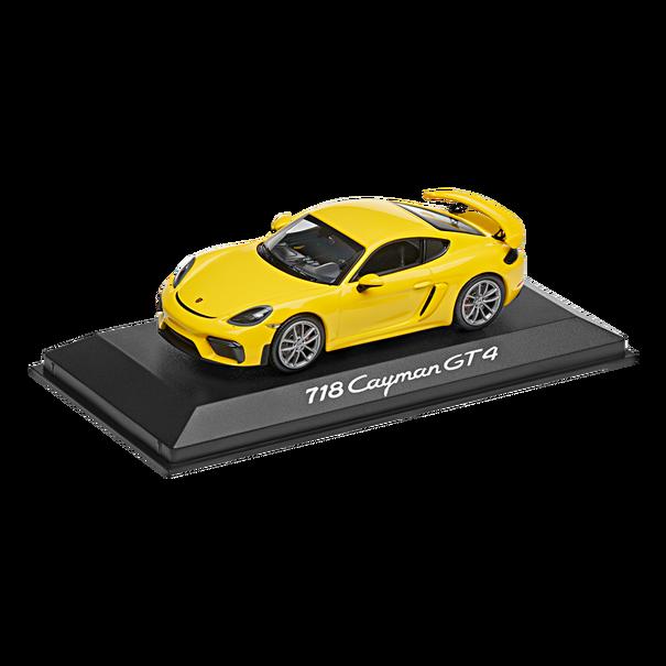 Porsche 718 Cayman GT4 (982), 1:43