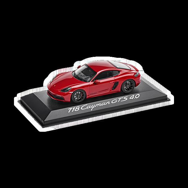 Porsche 718 Cayman GTS 4.0 (982), 1:43