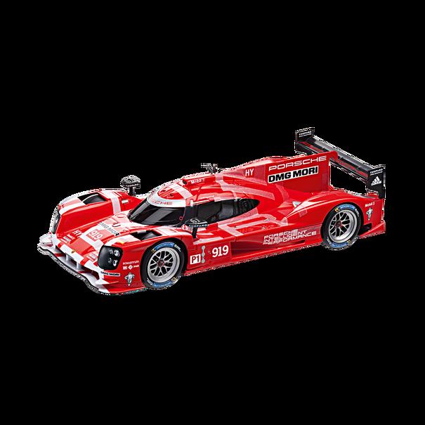 Porsche 919 Hybid 2015 rood, 1:43
