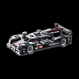 Porsche 919 Hybid 2015 zwart, 1:43