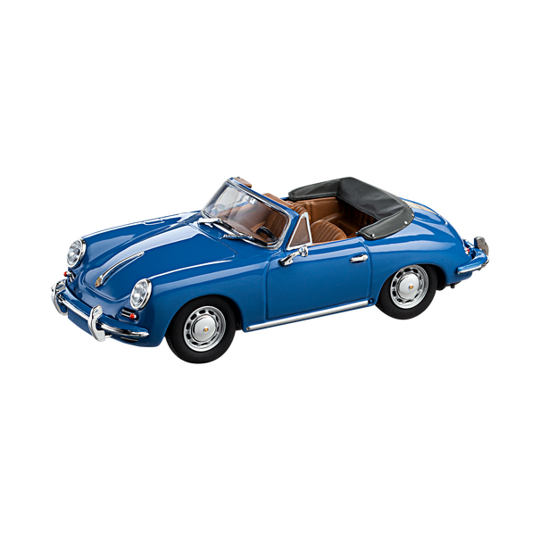 Porsche 356 C Cabrio (1963) -  1:43 - Classic Collectie