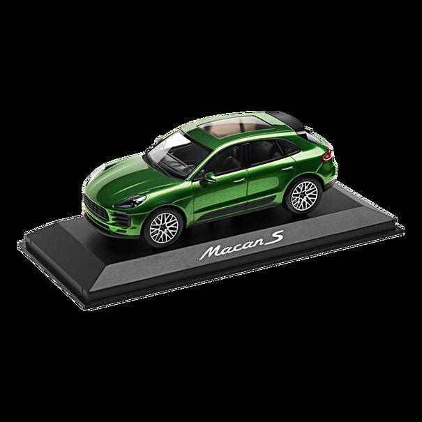 Porsche Macan S, modeljaar 2019, 1:43