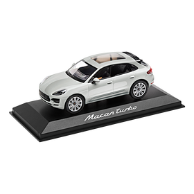 Porsche Macan Turbo, 1:43