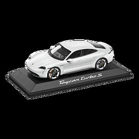 Porsche Taycan Turbo S, 1:43