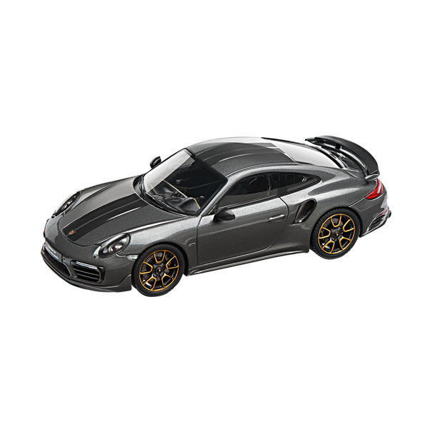 Porsche 911 Turbo S Exclusive Series (991.2), Limited Edition, 1:43