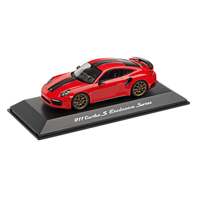 Porsche 911 Turbo S Exclusive Series (991.2), 1:43