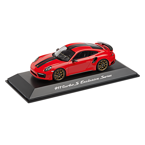 Porsche 911 Turbo S Exclusive Series (991.2), 1:43
